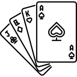 image of cards pai gow poker
