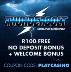 Thunderbolt coupon code