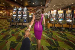 emerald casino interior