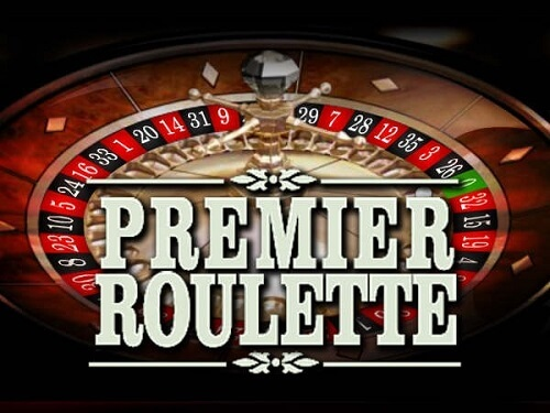 image of premier roulette game