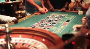 image of table game casinos