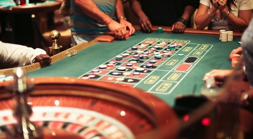image of table games casinos