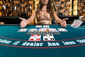 image of texas hold'em poker table