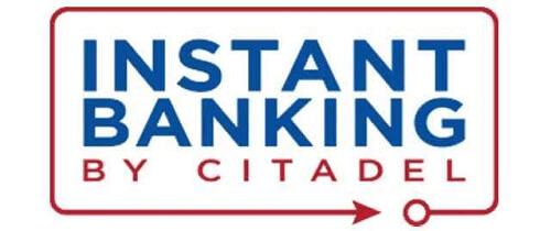 image of citadel instant banking online banking