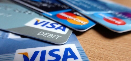 visa and mastercard debit card