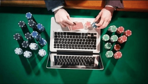 image of online computer real money casinos online gambling online casino bonus wagering large online casino