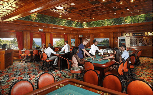 image of wild coast sun casino interior top land-based casino