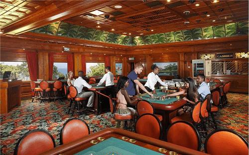 image of wild coast sun casino interior top land-based casino