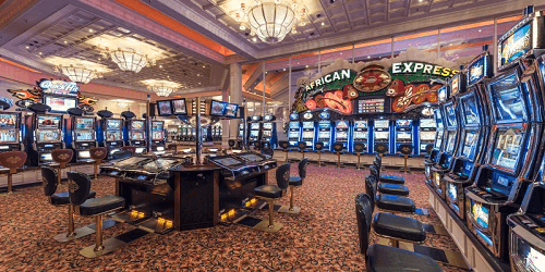 image of boardwalk casino interior
