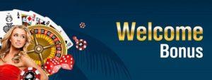 welcome bonus logo online casino welcome bonus