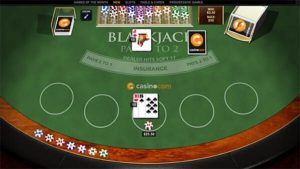 live dealer casino online blackjack game