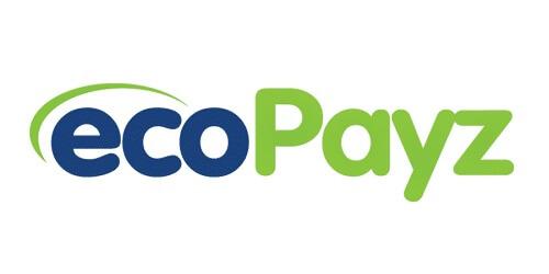 image of ecoPayz logo online casino banking methods