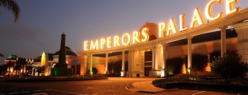 image of emperors casino top gauteng casinos