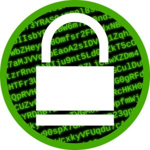 image of information encryption mobile casinos