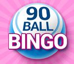 image of 90 ball bingo UK version online bingo