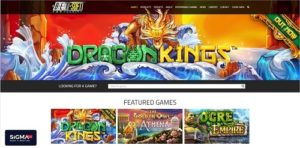 betsoft casinos game page