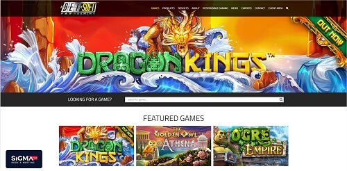 image of betsoft casinos game page