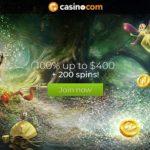 casino.com top SA online casino