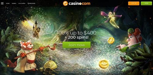 image of casino.com top SA online casino