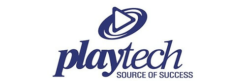 image of Playtech logo multi-platform casino software South Africa casino software providers
