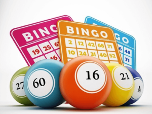 image of bingo cards and balls online bingo top sites