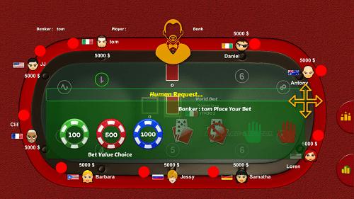 image of chemin de fer baccarat online top SA casinos