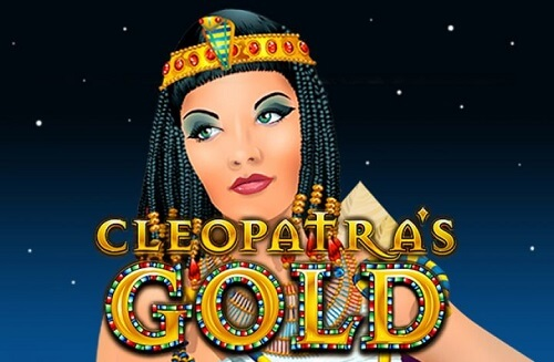 image of cleopatra's gold slot game featured image