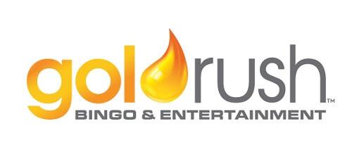 goldrush bingo and entertainment group logo bingo centre