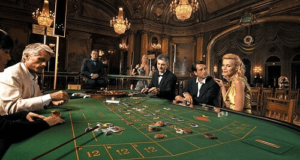 people around a casino table high roller casino bonuses and high roller casinos