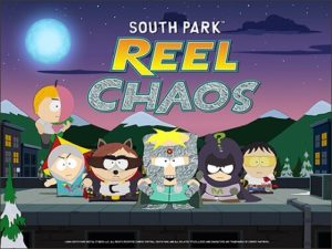 south park: reel chaos slot game title image