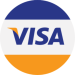 image of visa logo credit card casino