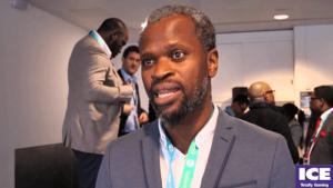 image of john kamara ice africa ambassador