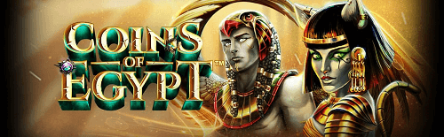 image of coins of egypt slot game newest slots 2018