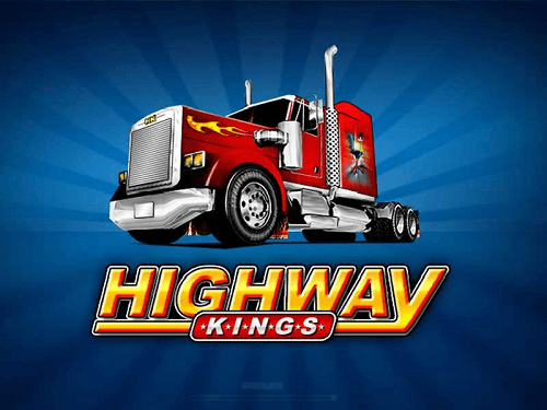 highway kings lost game title image