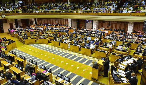 south african parliament streamlined bill