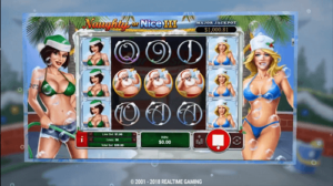 naughty or nice 3 car wash slot game wild girls