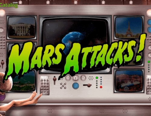 Mars Attacks Slot Review