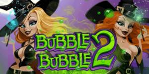 bubble bubble 2 title card