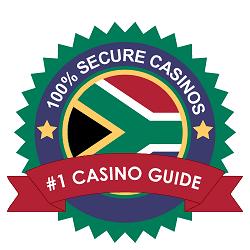 online casinos review badge