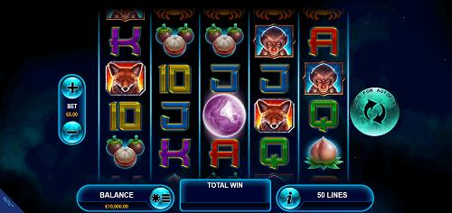 yutu slot game reel