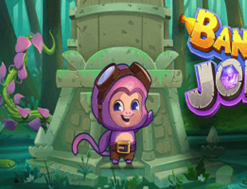 Banana Jones Slot Review