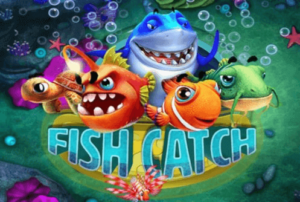 Fish Catch slot game title card
