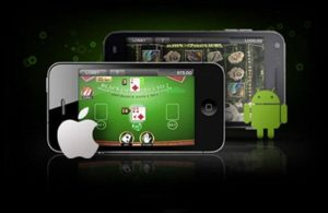 mobile casinos with apple and android devices