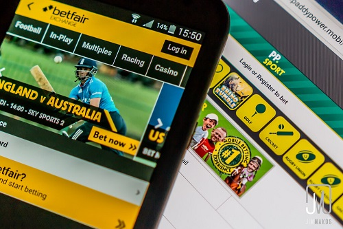 online sports betting apps on phones